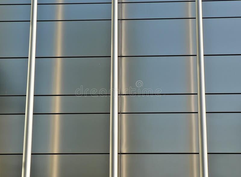 Barras metálicas foto de archivo