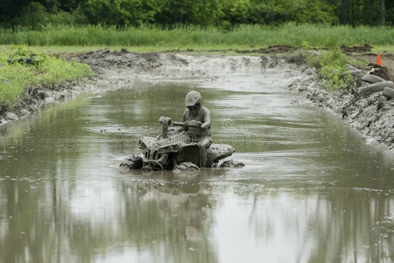 Barre de boue de Chuggars image stock