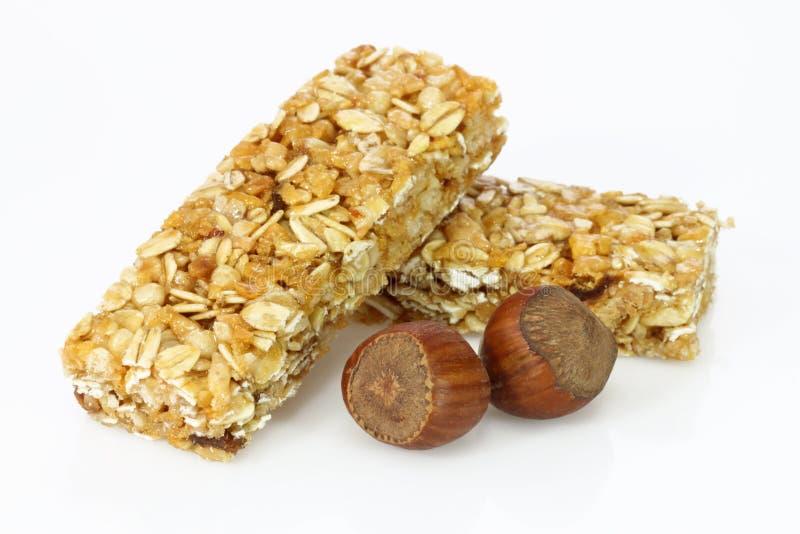 Barre del cereale fotografia stock