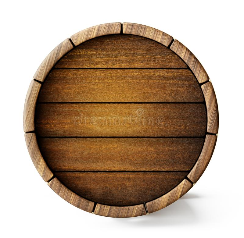 Free Barrel Royalty Free Stock Image - 106471726