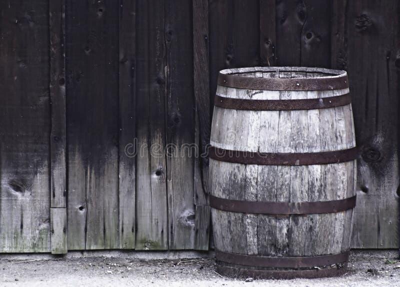Barrel royalty free stock photo