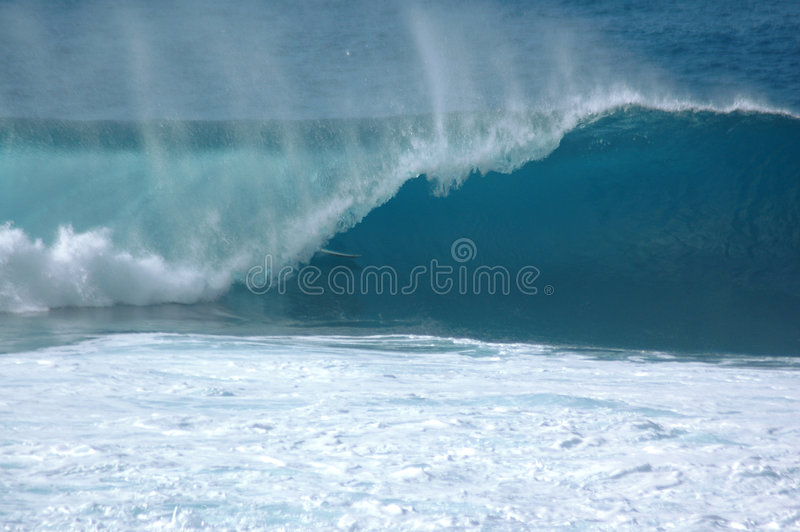 Barrel Break stock photography