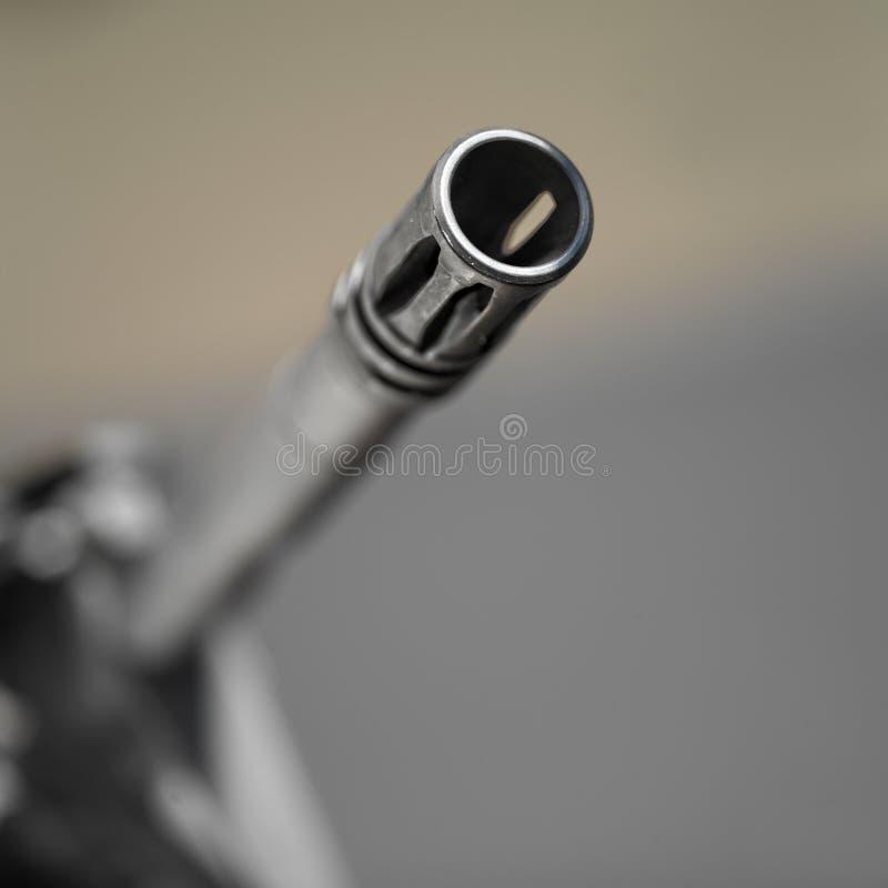 Free Barrel Of A Gun Royalty Free Stock Image - 50349896