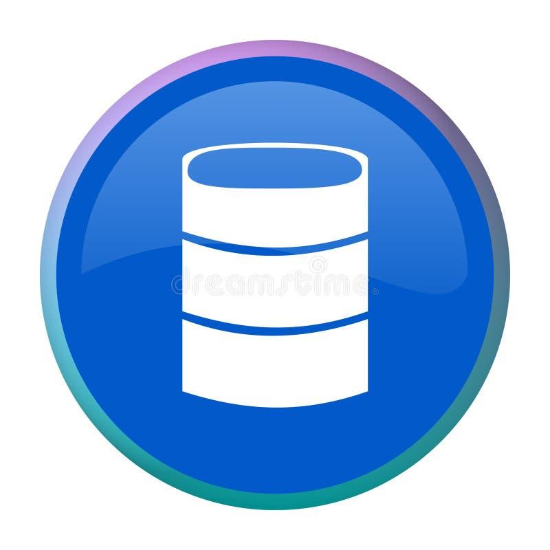 Download Barrel web button stock illustration. Image of light, green - 8130356