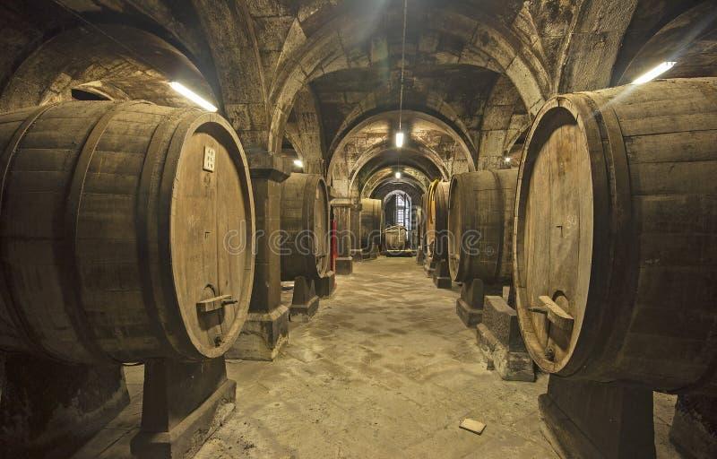 barrels старое деревянное стоковое изображение