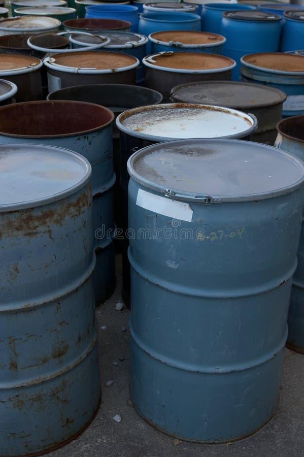 Barrels royalty free stock image