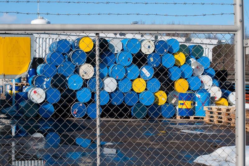 Barrels stock images