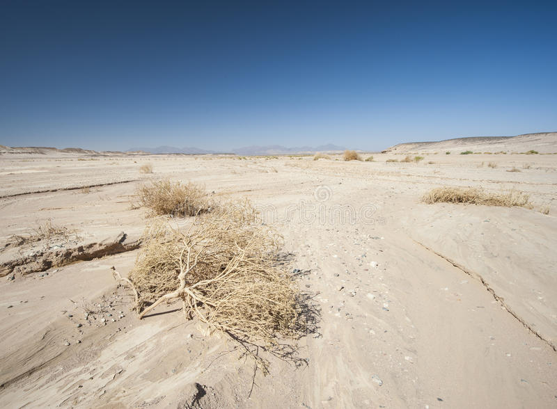 Download Barren Desert Landscape In Hot Climate Stock Image - Image of empty, environment: 39504885