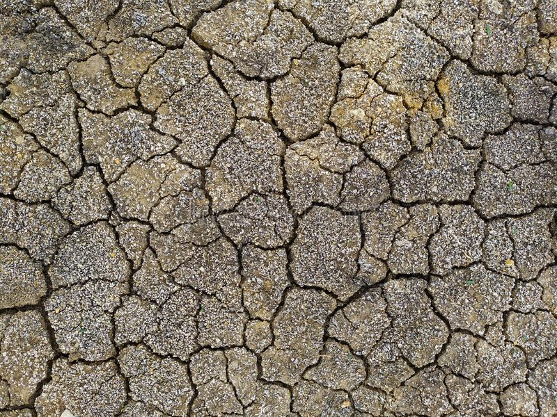 Barren ground background stock photo