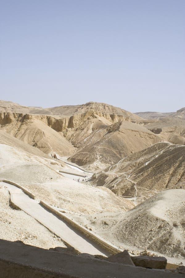 Download Barren Valley stock photo. Image of civilization, luxor - 14341098