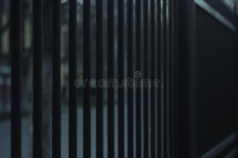 Barres d'acier photo libre de droits
