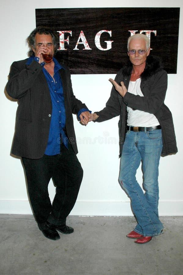 Barres de DES de Michael, Steve Olson photos libres de droits