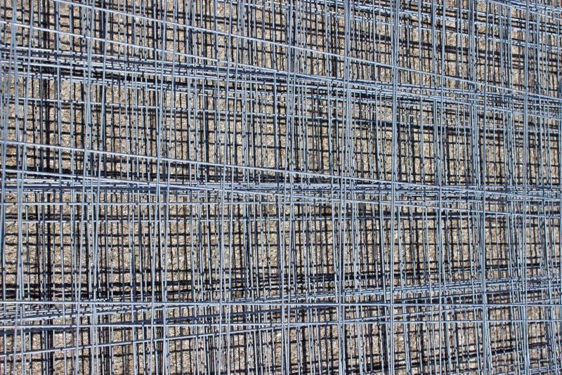 Download Barres de fer comme fond photo stock. Image du vieux - 45368928