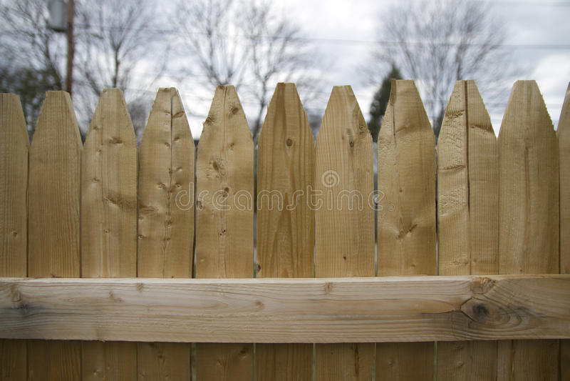 Barrière Panel de palissade photos libres de droits