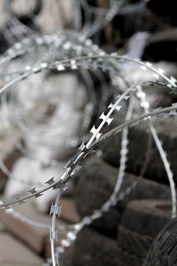 Free Barricades Stock Photography - 39907682