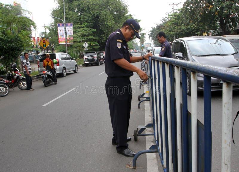 barricades fotos de stock royalty free