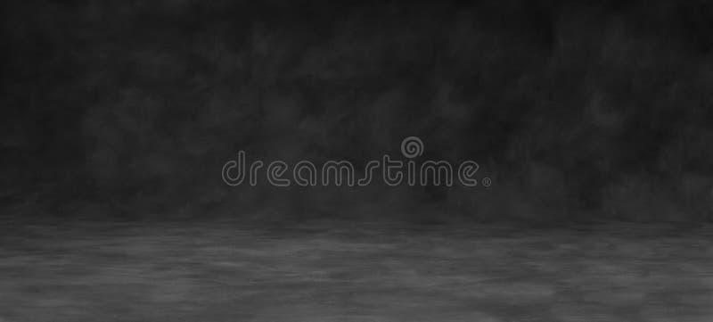 Barrido del fondo de Grey Canvas imagen de archivo libre de regalías