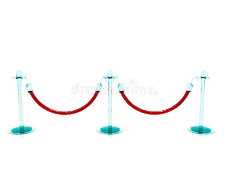 Download Barriera del sostegno illustrazione di stock. Illustrazione di esclusivo - 3887174