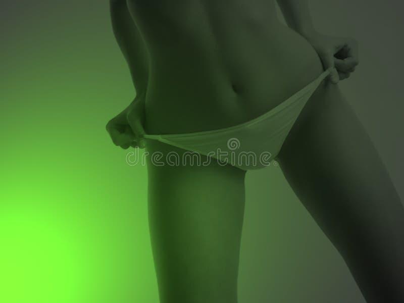 Download Barriga foto de stock. Imagem de erotic, feminine, pant - 58806