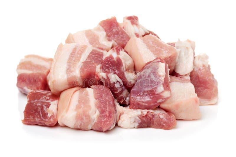 Barriga de carne de porco fotos de stock royalty free