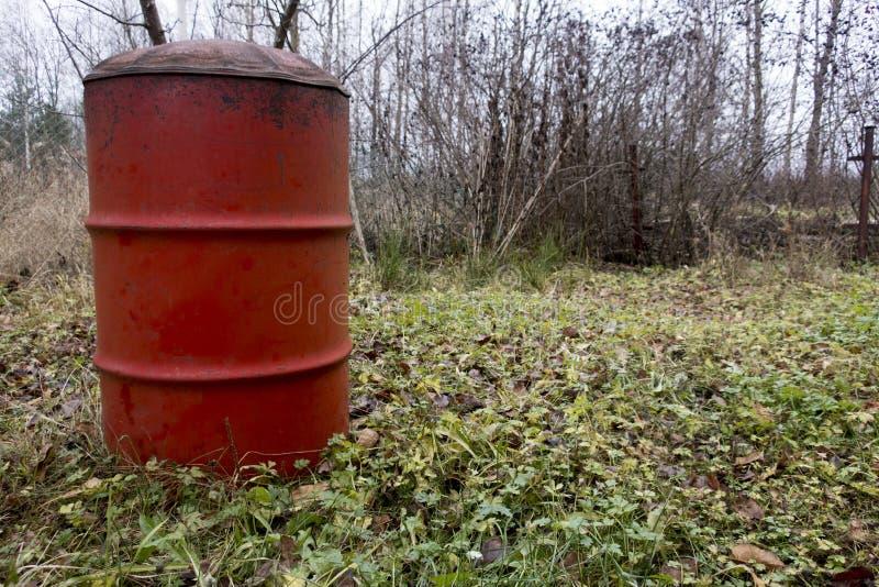 barril foto de archivo libre de regalías