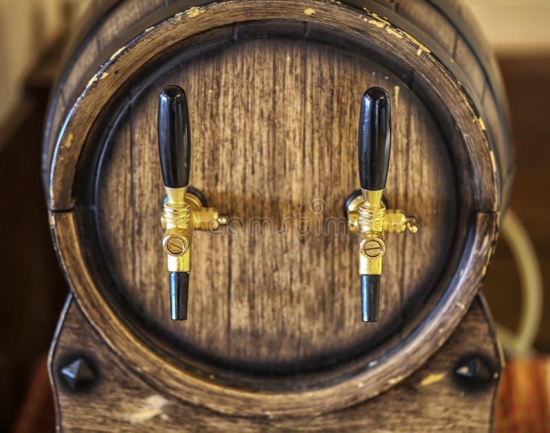 Barril de cerveza imágenes de archivo libres de regalías