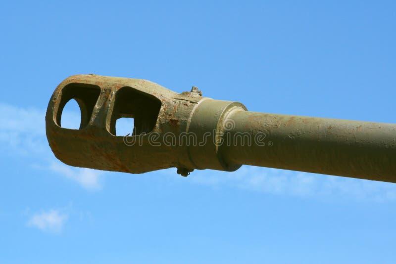 Barril de la artillería fotos de archivo libres de regalías