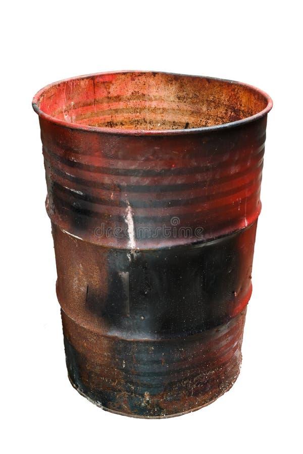 Barril de petróleo fotos de archivo libres de regalías