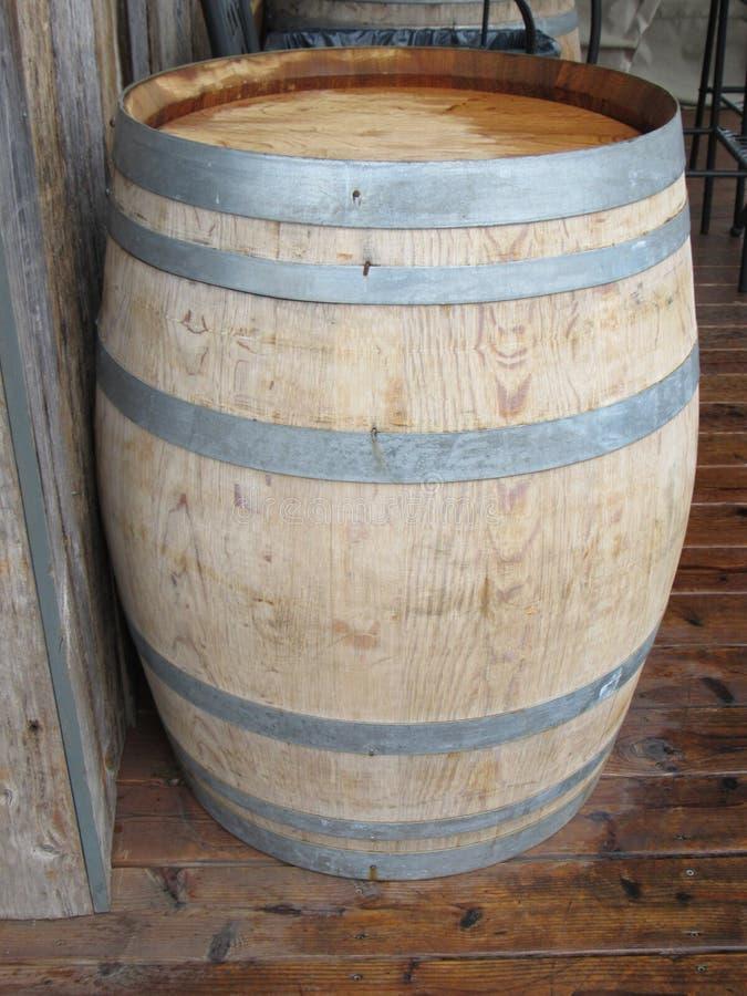 Barril de vino foto de archivo libre de regalías