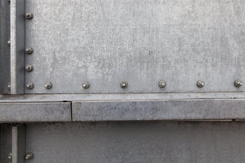 Barril del metal fotografía de archivo libre de regalías