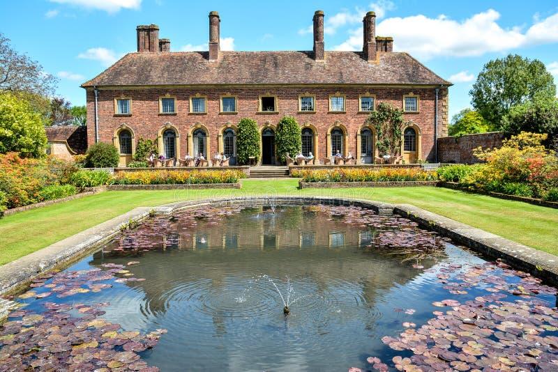 Barrington Court - Somerset fotografia stock