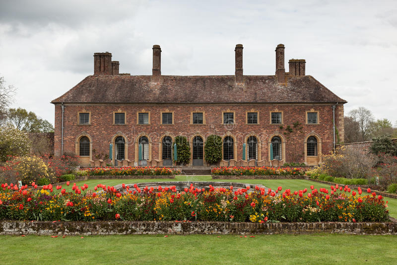 Barrington Court, Somerset, England royalty free stock photo