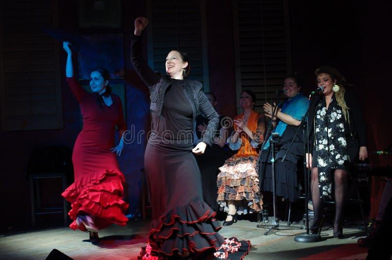 Barrio Flamenco stock photos