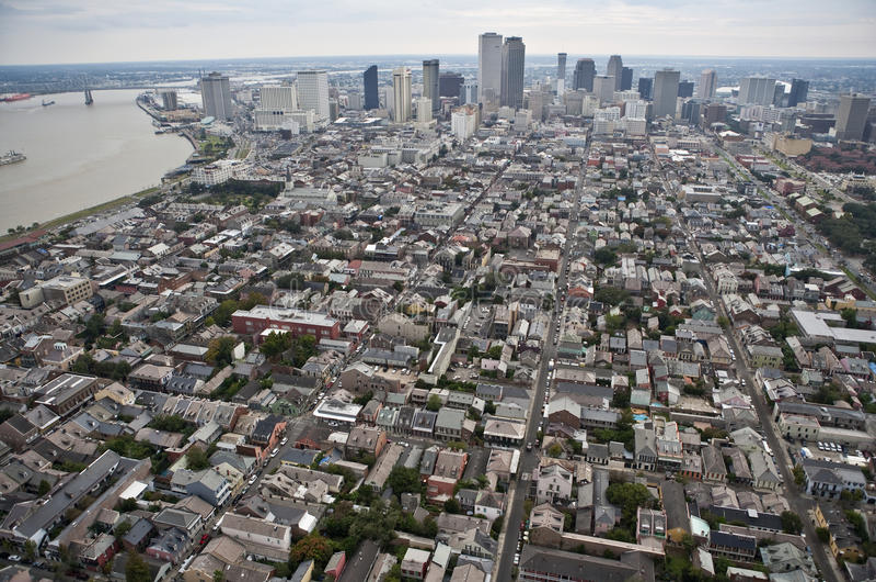Barrio francés, New Orleans fotos de archivo