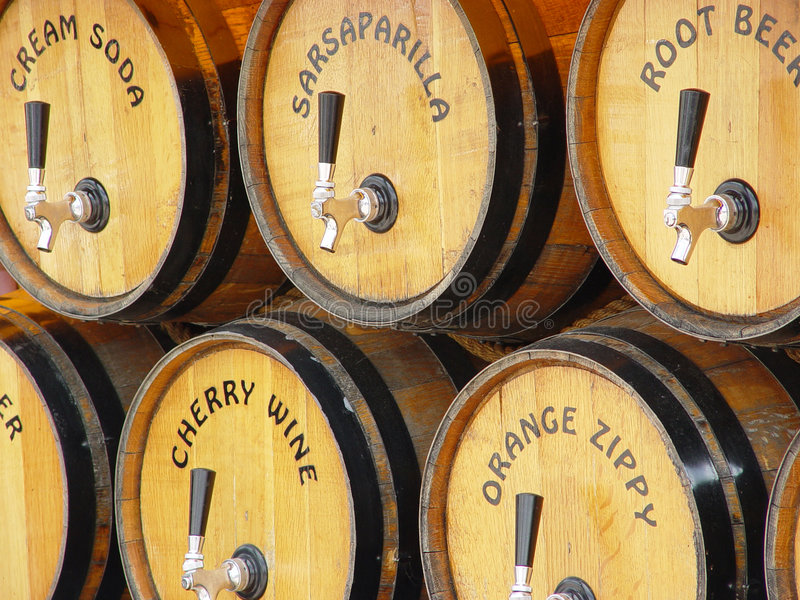 Download Barris da soda foto de stock. Imagem de soda, carbonated - 109842