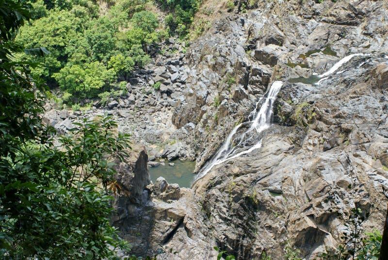 Barron Falls stock photo