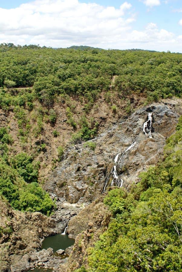 Barron Falls imagen de archivo libre de regalías