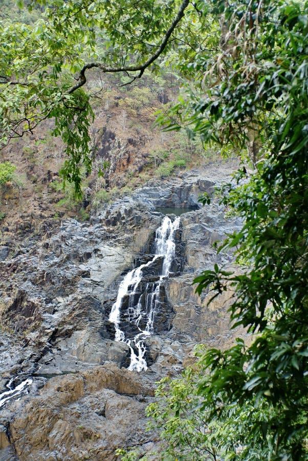 Barron Falls foto de archivo libre de regalías