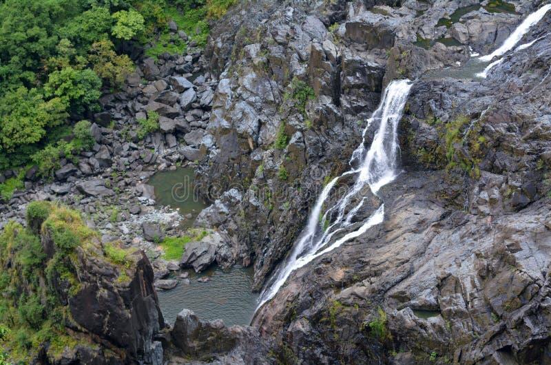 Barron Falls Queensland Australia photos stock