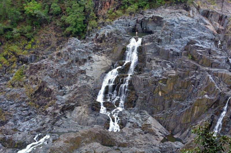 Barron Falls Queensland Australia fotografía de archivo libre de regalías