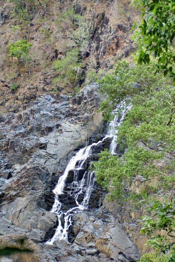 Barron Falls royalty-vrije stock afbeeldingen