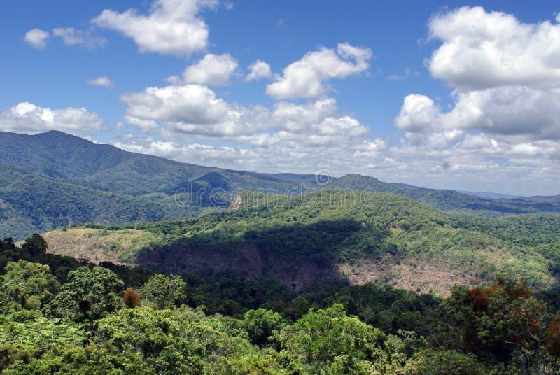 Barron Gorge National Park foto de archivo libre de regalías