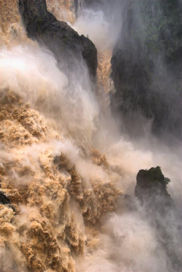 Barron Gorge Waterfall royalty free stock photo
