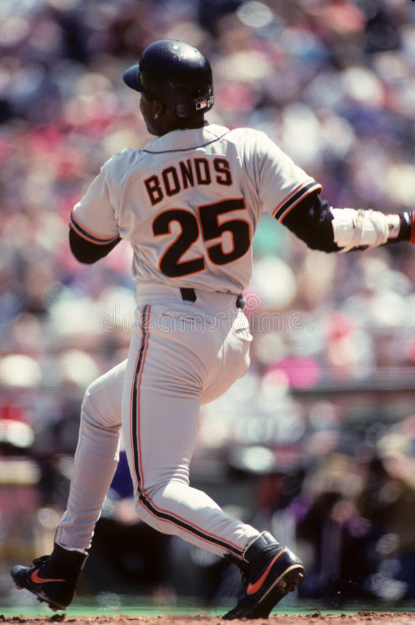 Barry Bonds photographie stock