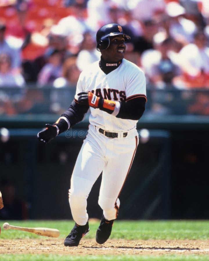Barry Bonds San Francisco Giants imagen de archivo