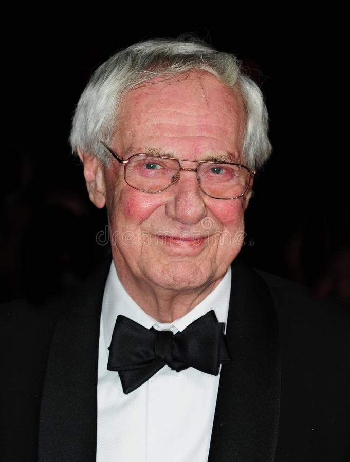 barry norman royaltyfri bild