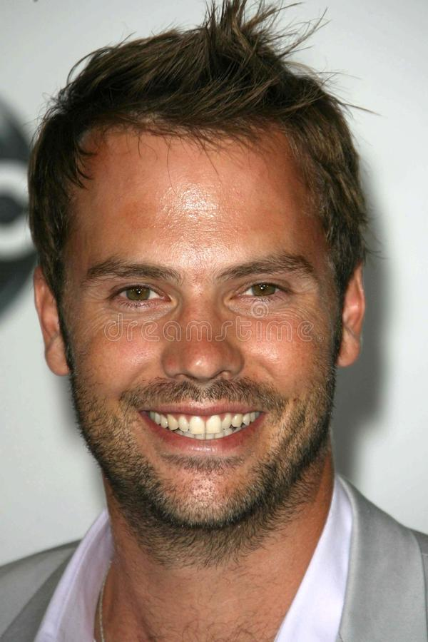 Barry Watson stock images