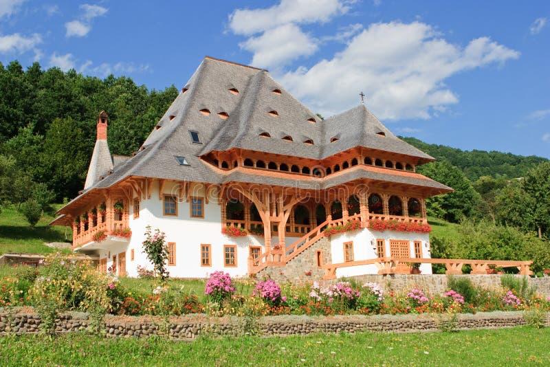 Download Barsana Monastery stock image. Image of artistic, time - 10928699