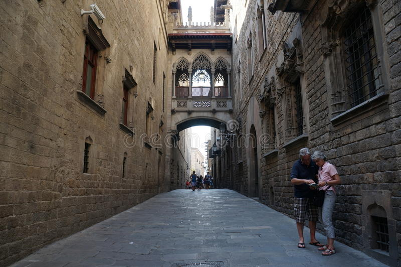 Barselona στοκ εικόνες