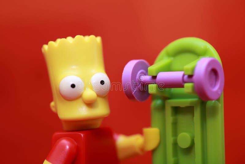 Bart Simpson photos stock